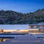 luxe villa privé-eiland wonen design architect