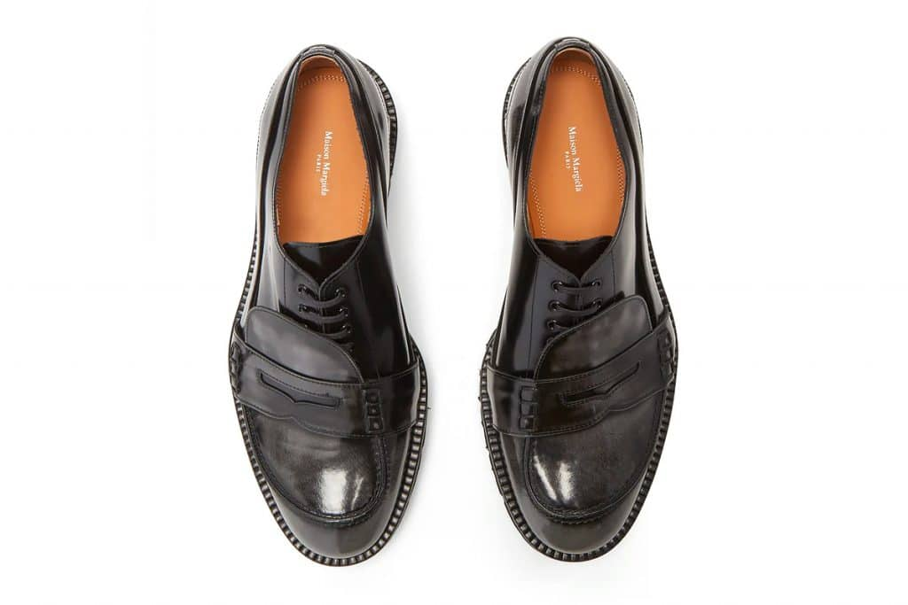 Maison Margiela Fusion Lace-Up loafers