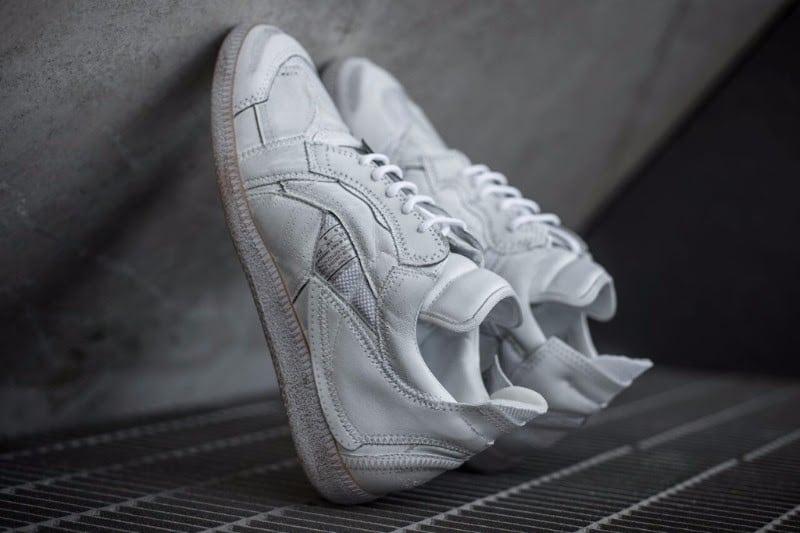 Maison Margiela Patchwork sneakers