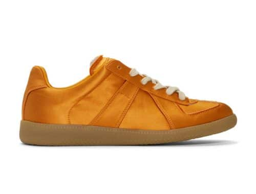Maison Margiela Satin Replica sneakers