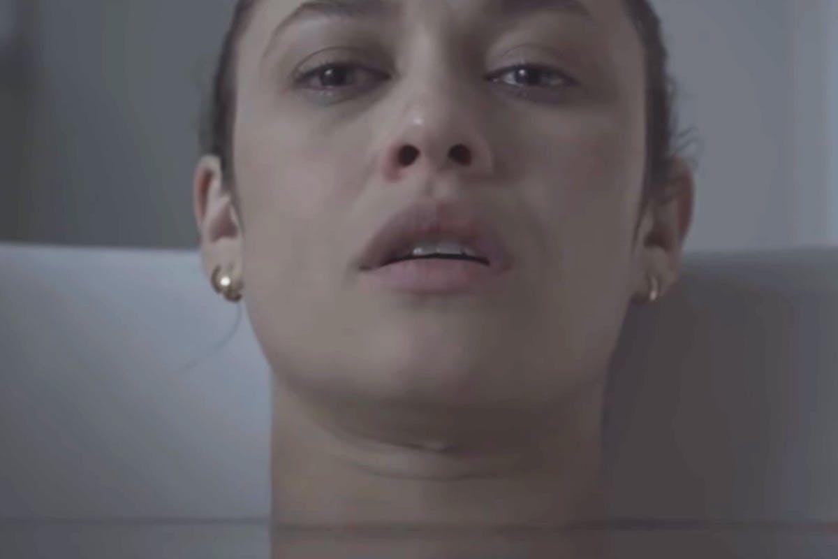 Mara trailer film Olga Kurylenko