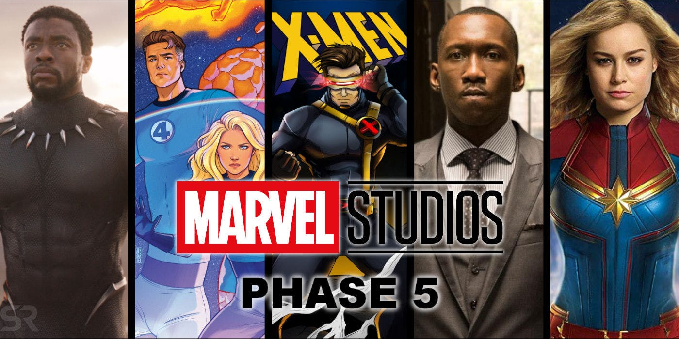 Marvel MCU Phase 5