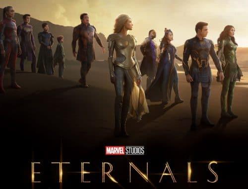 Nieuwe Eternals trailer