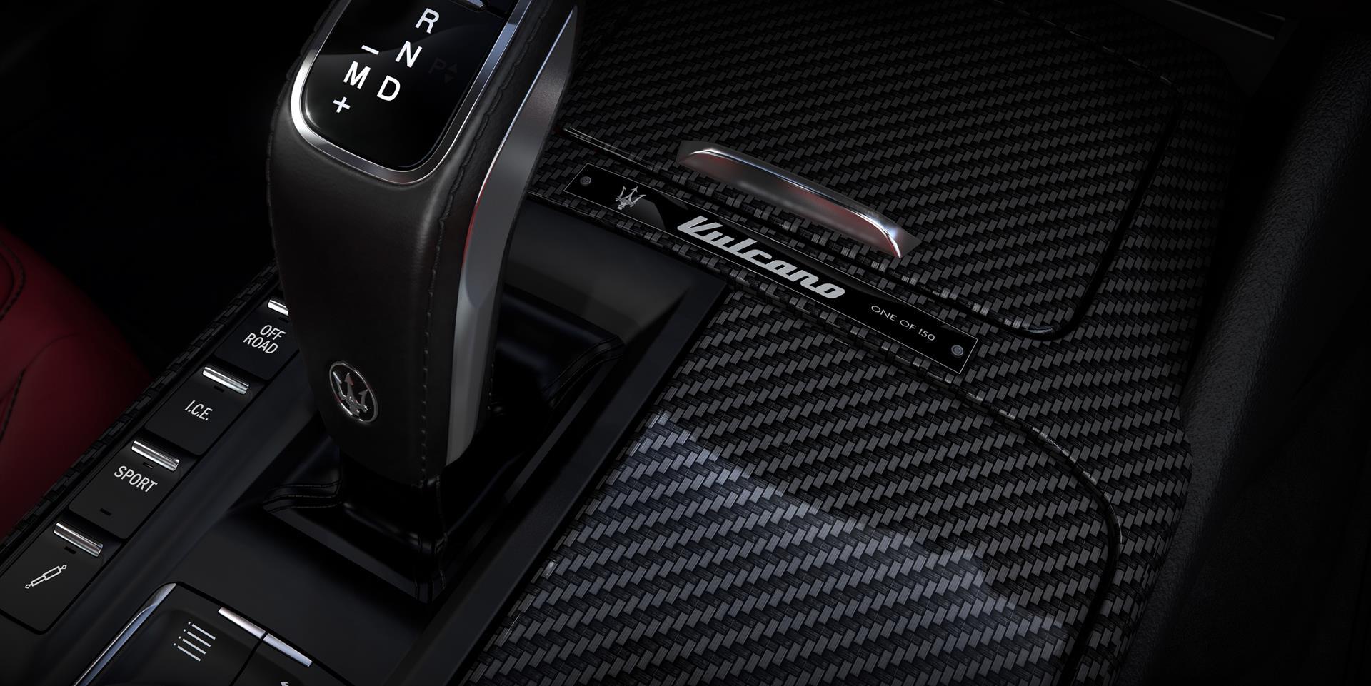 Maserati Levante Vulcano limited edition