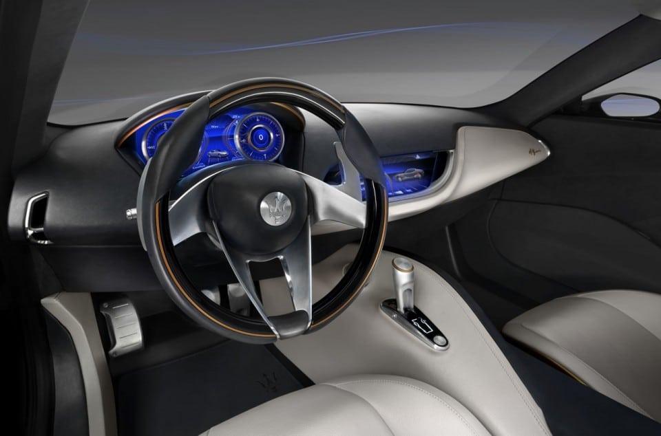 maserati alfieri elektrische auto