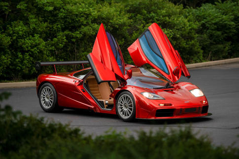 McLaren F1 RM Sotheby's Private Sales Divisie