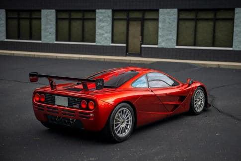 McLaren F1 RM Sotheby's Private Sales Divisie