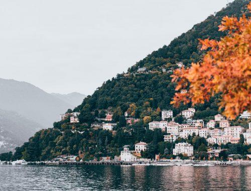 meest populaire meren ter wereld instagram - como italie