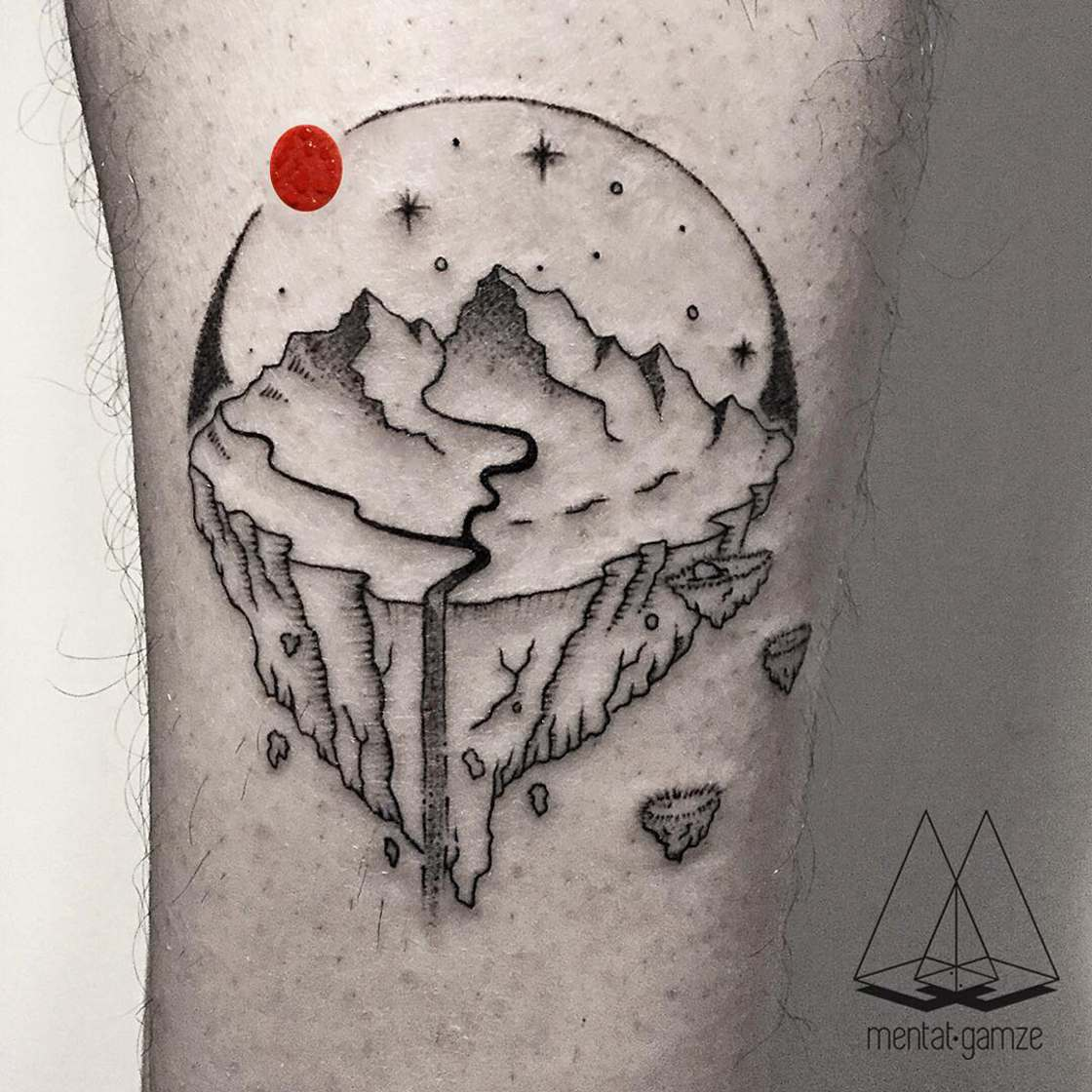 Tattoos trends 2018 Mentat Gamze