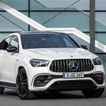 2021 Mercedes-AMG GLE 63 S Coupé