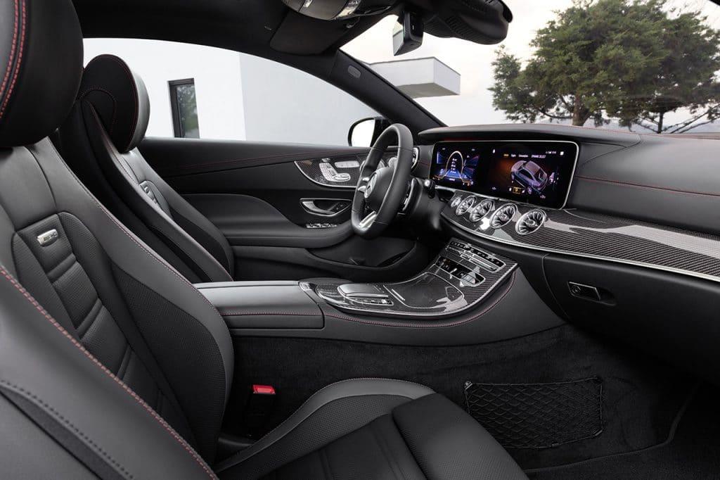 Mercedes-AMG E 53 4MATIC+ Coupé