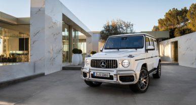 Mercedes-AMG G63 SUV 2019