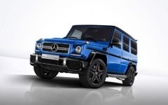 Mercedes-AMG G63 50th Anniversary Limited Edition