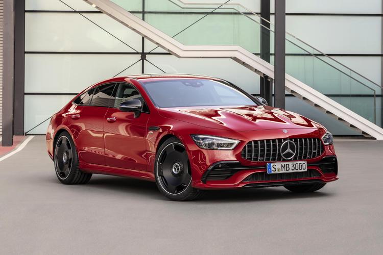 Nieuwe Mercedes Amg Gt 43 Vierdeurs Is Instapmodel Mannenstyle