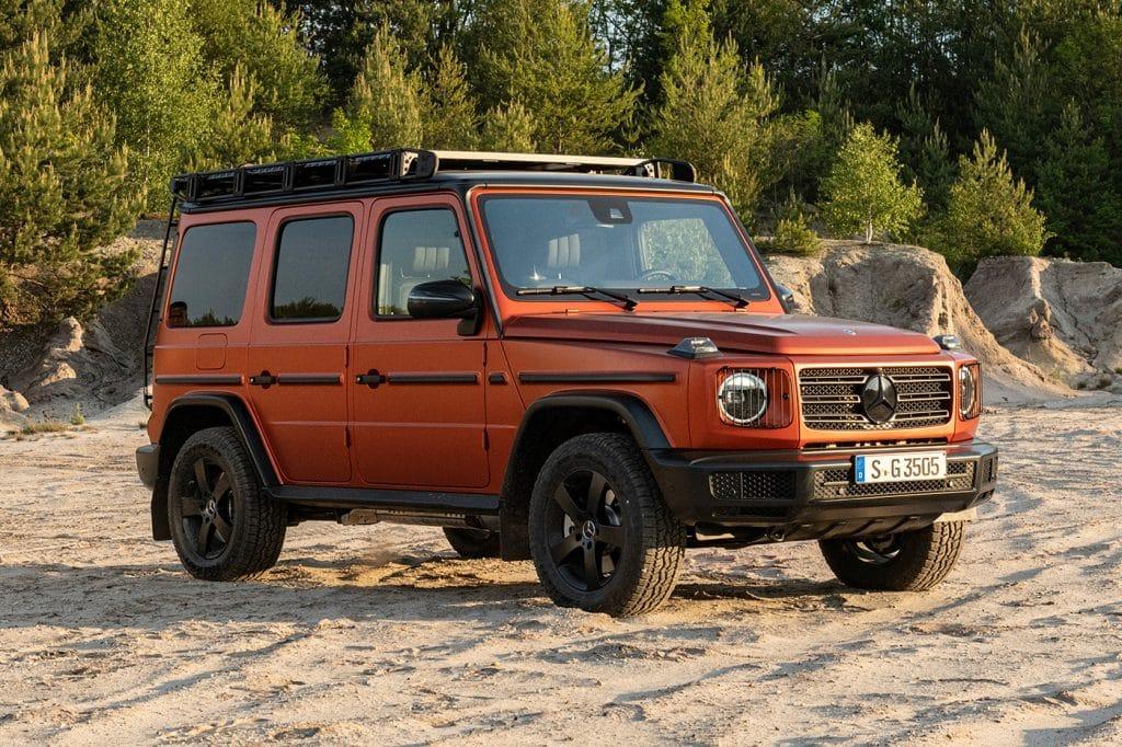 2022 Mercedes-Benz G-Klasse PROFESSIONAL
