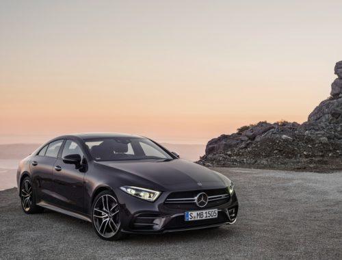 Mercedes-AMG CLS53 2019