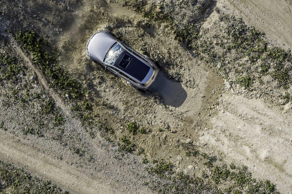 Mercedes-Benz EQC 4×4²