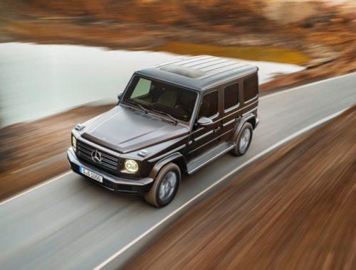 Mercedes-Benz G-Klasse g 500 2019