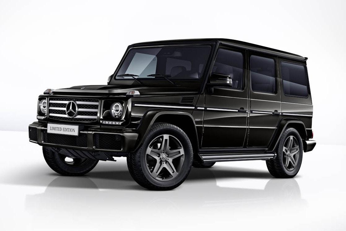Mercedes-Benz G350D, G350 Professional, G500, G-Klasse