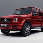 2019 Mercedes-Benz G-Klasse Night Package