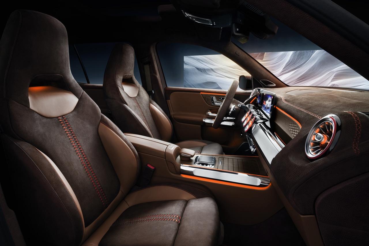 Mercedes-Benz GLB 2019 conceptauto