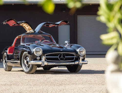 1955 Mercedes-Benz Gullwing Coupe