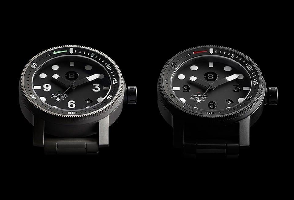 Minus 8 diver watch is een praktisch en stijlvol duikhorloge mannenstyle - Horloge san francisco ...
