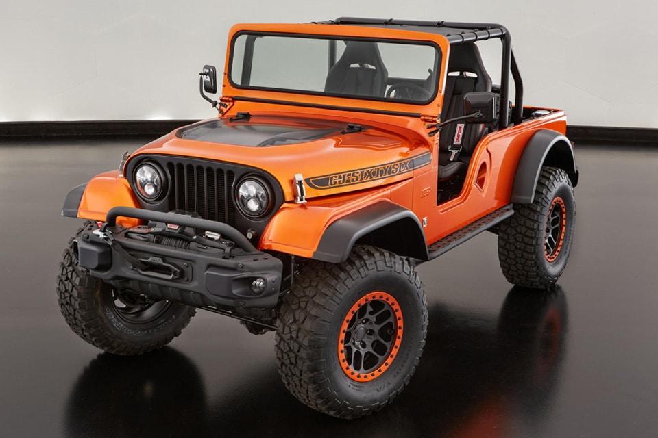 Moab Easter Jeep Safari concept