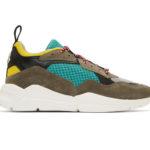 multicolor Moncler Calum Dad Sneaker