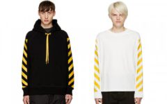Moncler & OFF-WHITE Black Swan capsule collectie