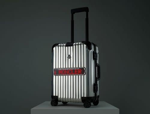 "Moncler x RIMOWA ""REFLECTION"" koffer"