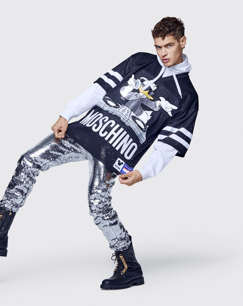 H&M x Moschino herencollectie