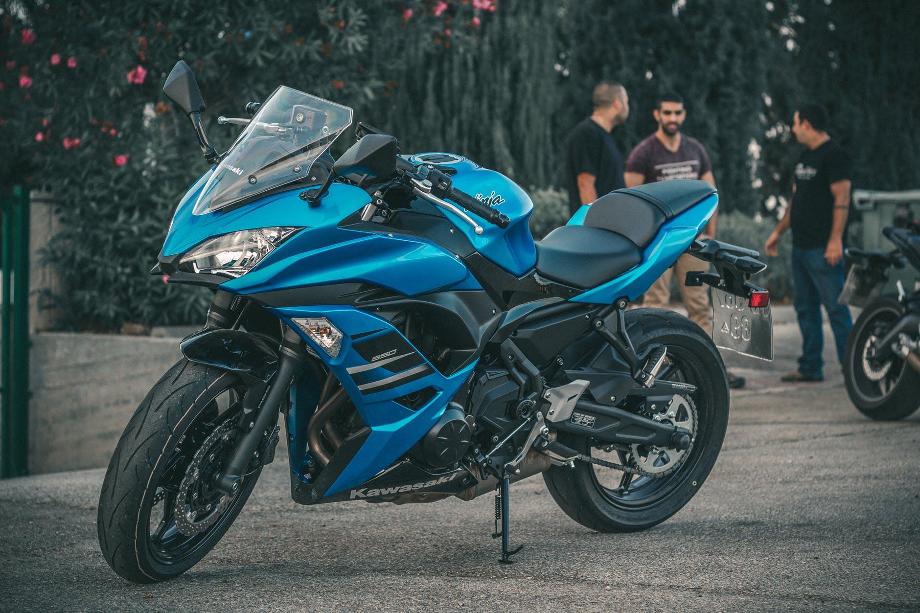 motorkleding in de zomer