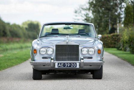 Muhammad Ali's 1970 Rolls-Royce Silver Shadow