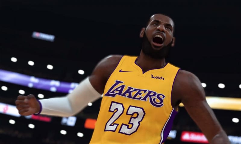 NBA 2K19 20th Anniversary Edition trailer