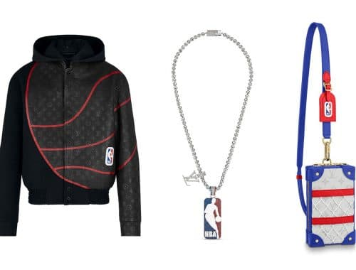 NBA x Louis Vuitton Capsule Collectie