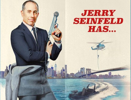 23 Hours to Kill Netflix Jerry Seinfeld