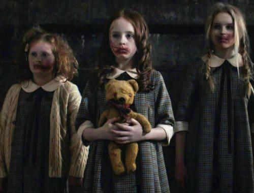 Malevolent trailer Netflix horrorfilm