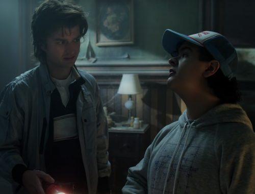 nieuwe Stranger Things Seizoen 4 trailer