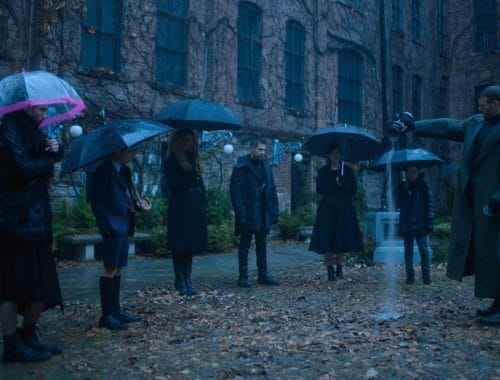 The Umbrella Academy Netflix trailer