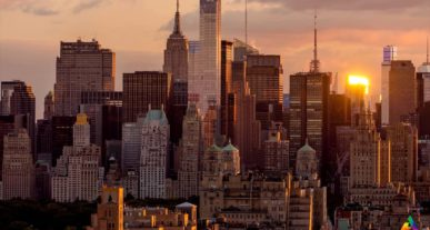 New York City Timelapse video