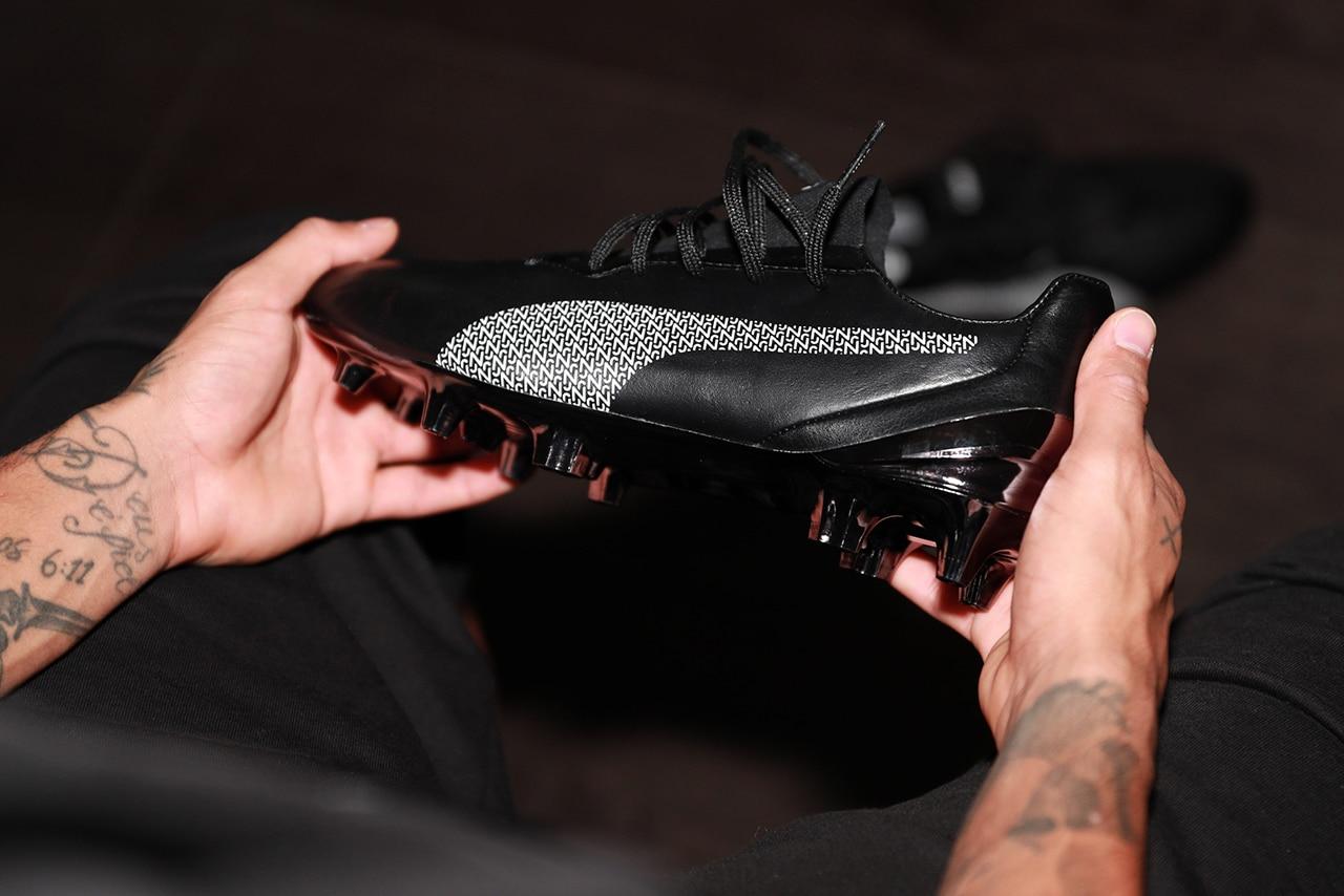 Neymar Jr. x PUMA KING voetbalschoenen