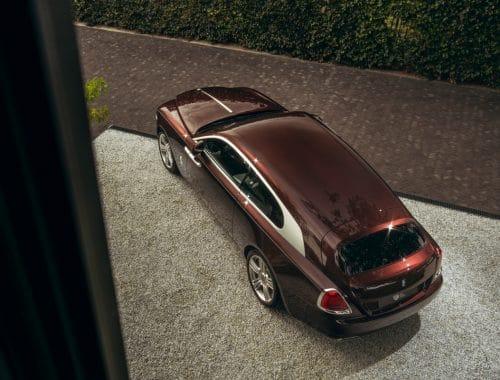 Niels van Roij Silver Spectre - Rolls-Royce Wraith Shooting Brake