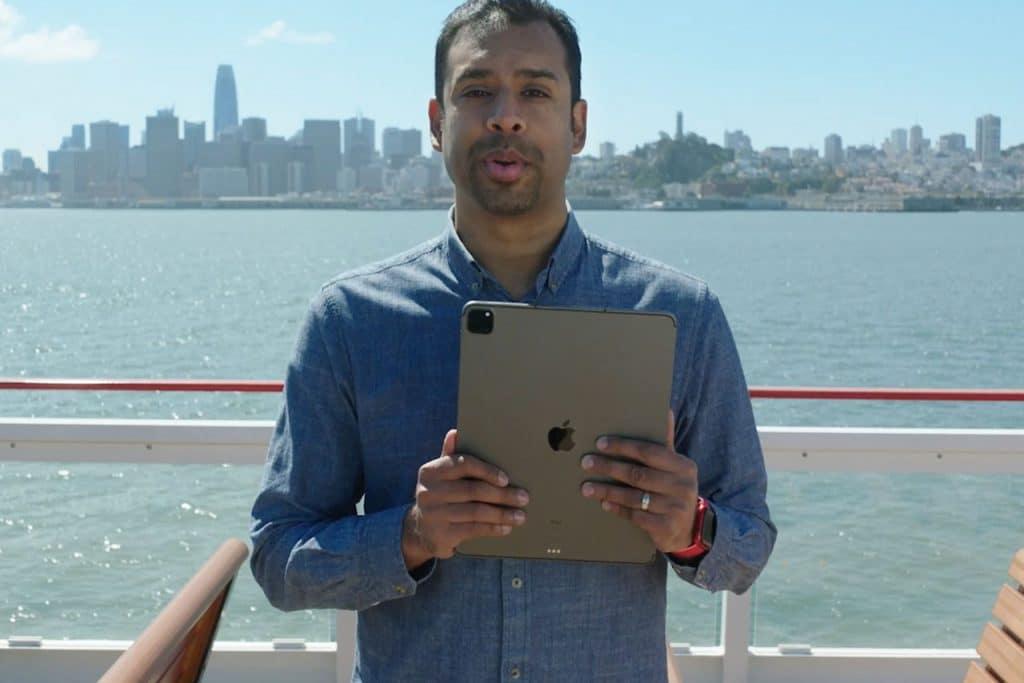 Nieuwe iPad Pro met M1 Chip