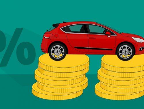 nieuwe auto financieren geld lenen