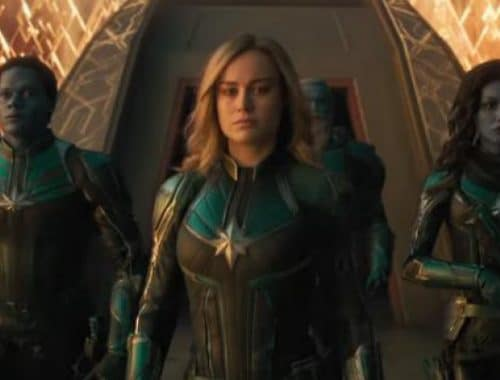 Nieuwe Captain Marvel 'Special Look' trailer