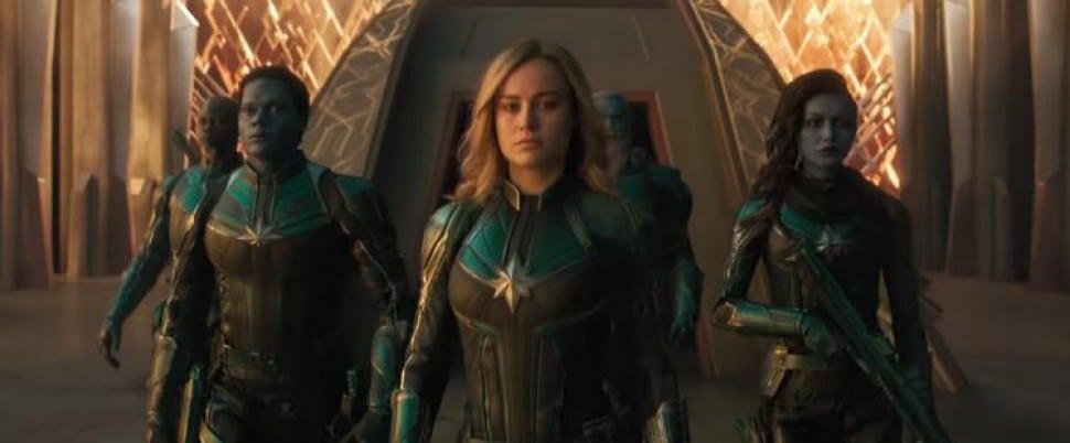 Nieuwe Captain Marvel 'Special Look' trailer