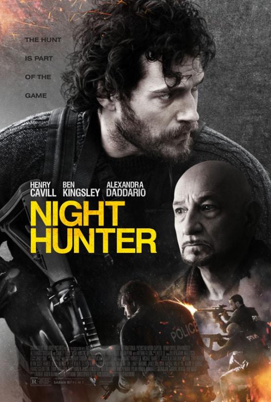 Night Hunter - Henry Cavill - Ben Kingsley