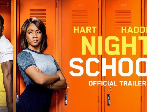 Night School film Kevin Hart