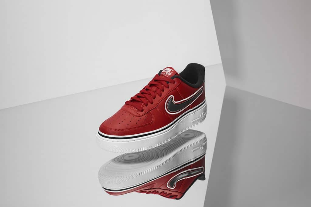 newest 3bf2e 3994b Nike Air Force 1 Holiday 2018 Collection